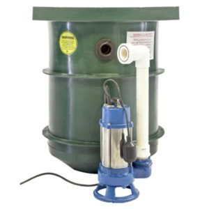 250 LITRE KWIKFLO SINGLE STORMWATER PUMP