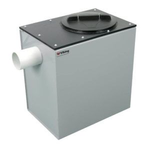 350 LITRE VIKING ABOVE GROUND GREASE TRAP