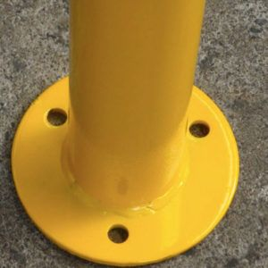 600MM STEEL U SHAPED BOLLARD