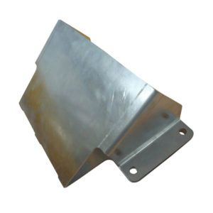 STEEL WHEEL CHOCK BRACKET